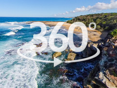 SHELLY BEACH CAVES 360°