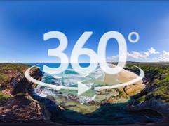 SHELLY BEACH CAVES 2 360°