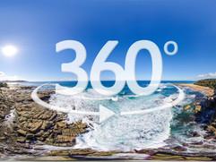 SHELLY BEACH CAVES 1 360°