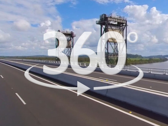 HARWOOD BRIDGE 360°
