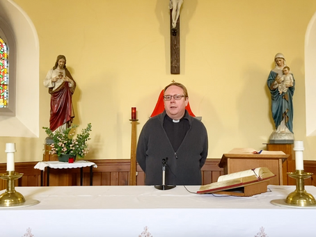 School Mass: the beginning of the revival