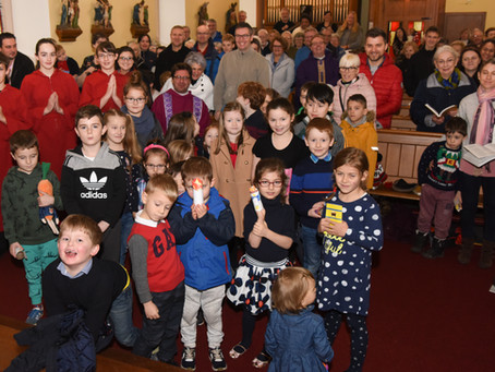 Children's Mass - 1st Sunday of Advent
