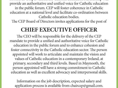 Posts in Catholic Education Ireland