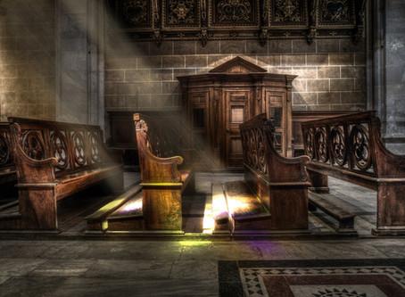 Re-opening of Church - Mass Procedures