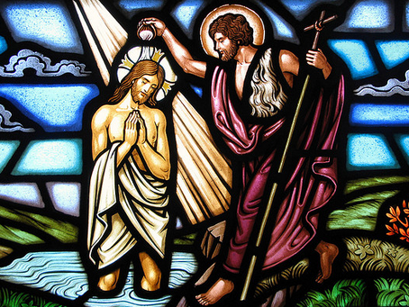 Hymns for the Feast of the Baptism of the Lord