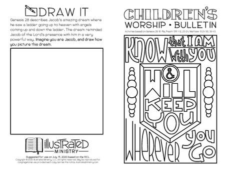 Kids' Bulletin, 19th July '20