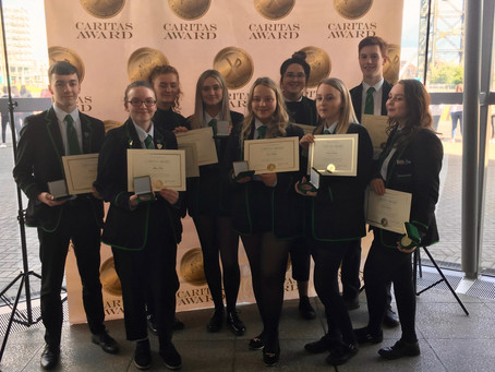 Caritas Award Ceremony