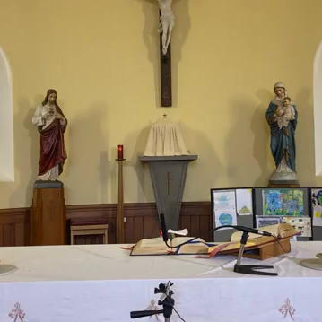 Daily mass 9.30 am, Thursday 15th October