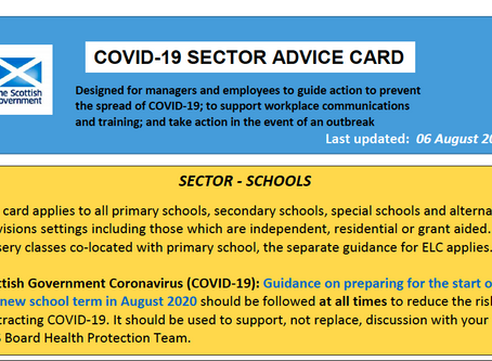 Sector Advice Card
