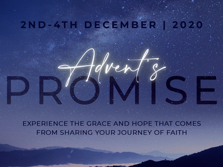 Advent's Promise – the Emmaus Journey Continues
