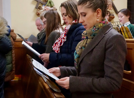 Advent Service, 5th December '19