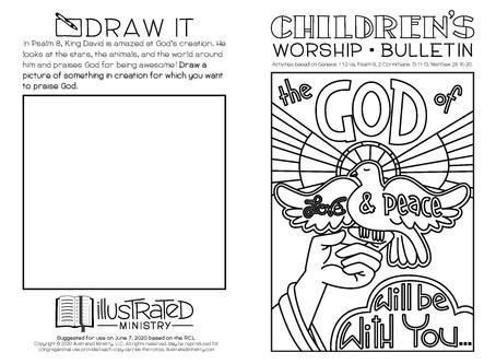 Kids' Bulletin, 7th June '20