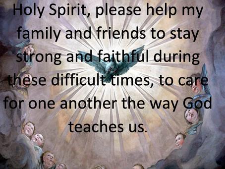 Children's Prayers and Artworks - P5/6