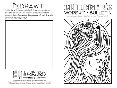 Kids' Bulletin, 21st June '20