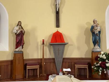 Daily mass 9.30, Thursday 21st January