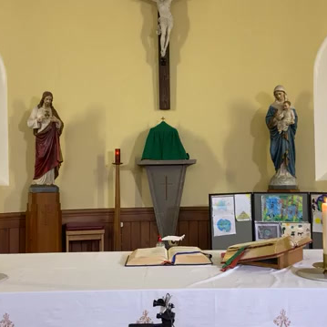Daily mass 9.30 am, Thursday 22nd October