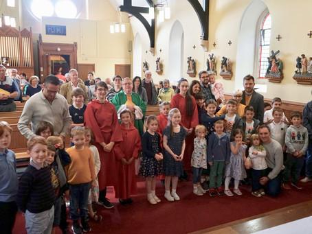 Children's Mass/Bring & Share Lunch