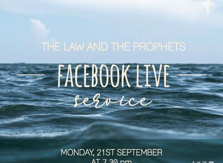 Facebook Live Service