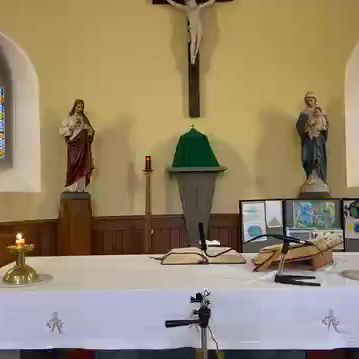 Daily mass 9.30 am, Tuesday 6th October