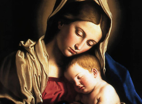 Evening Prayer of the Blessed Virgin Mary