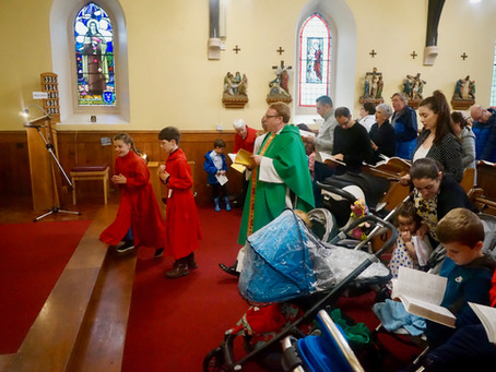 Children's Mass with Special Blessing