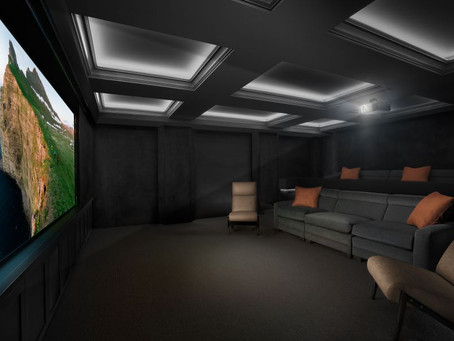 3 Ways the Home Theater Experience Surpasses a Commercial Theater