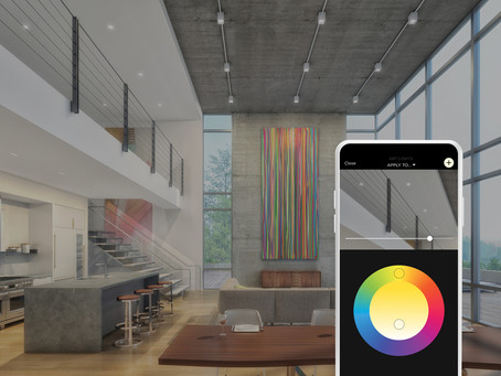 Save Energy With Lighting Control and Motorized Blinds