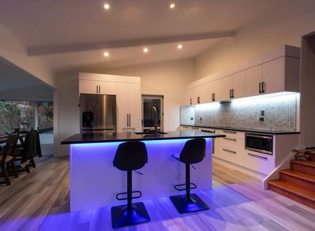 LED Lighting: Enhance Your Home Lighting Control