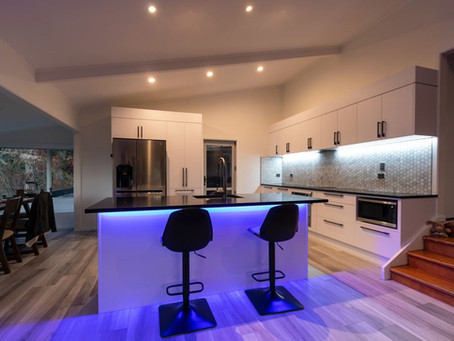 LED Lighting: Enhance Your Home Lighting Control