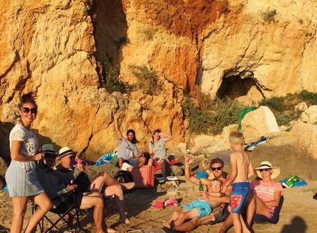 Takk for nå, Algarve