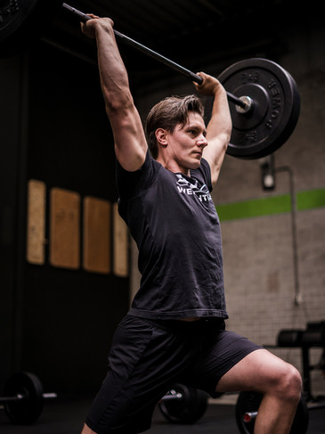Roots Premium Gym Utrecht - Olympic Weightlifting