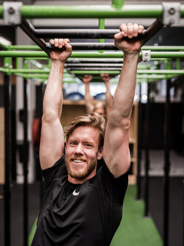 Roots Premium Gym Utrecht - Calisthenics
