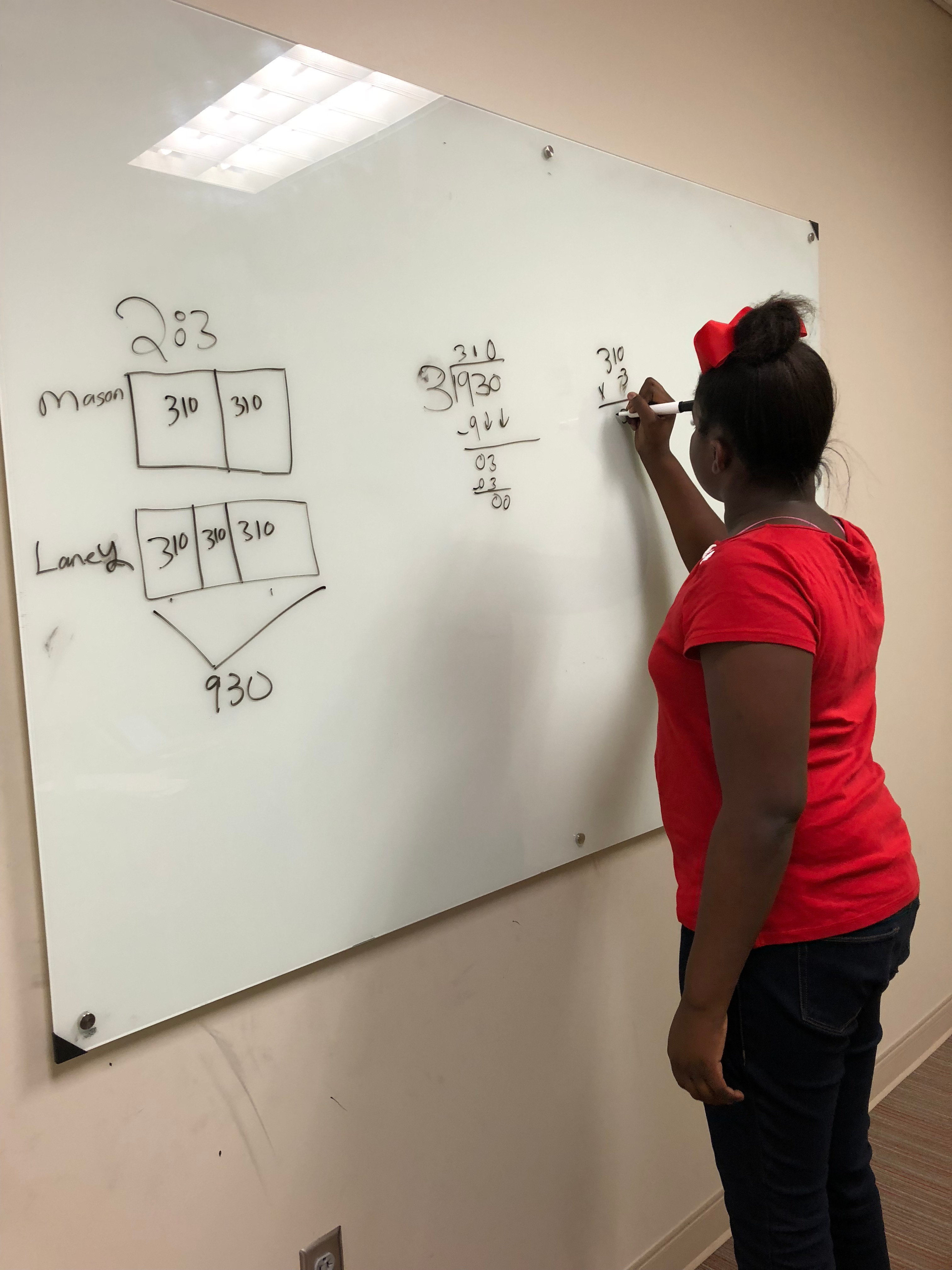 Individual Math Tutorial Sessions