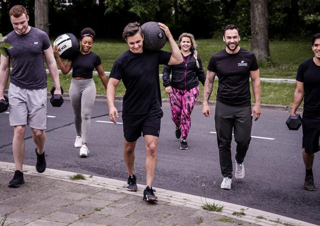 Roots Premium Gym Utrecht Outdoor Trainingen
