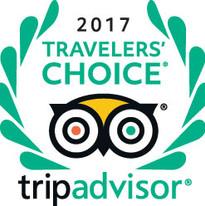 Award: TripAdvisor Travelers Choice