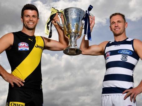 2020 AFL grand final