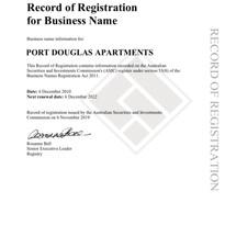 Port Douglas Apartments