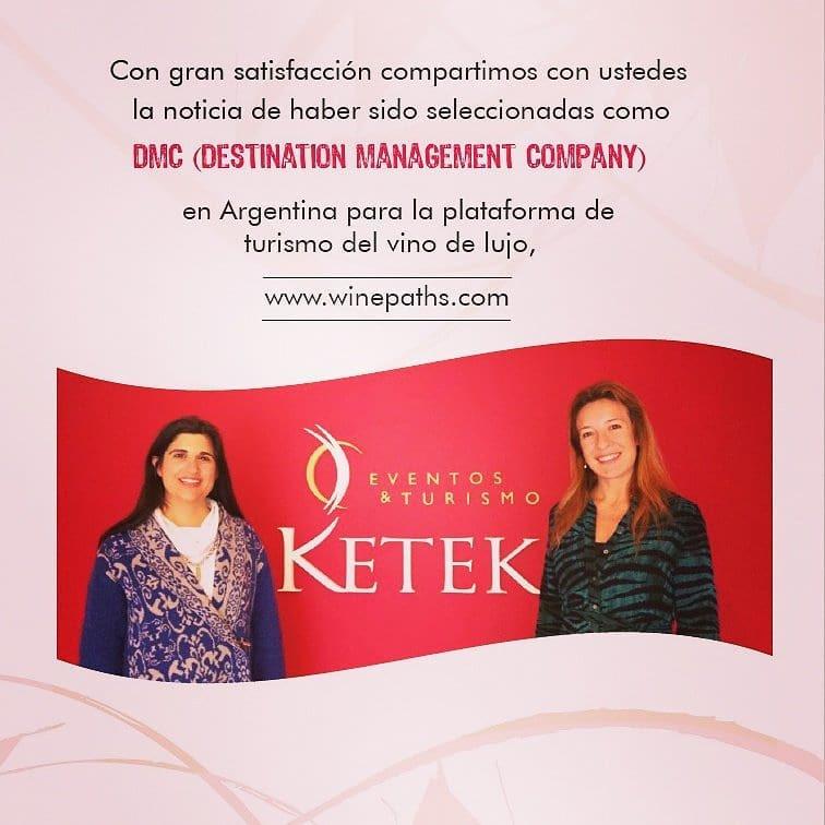 Ketek Agencia Oficial en Argentina de Great Wine Capitals