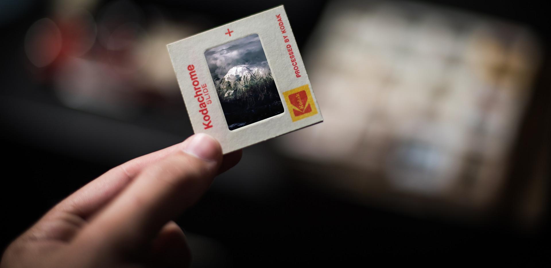 Fotografie Slide
