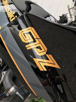 GPZ900R 仏壇カラー