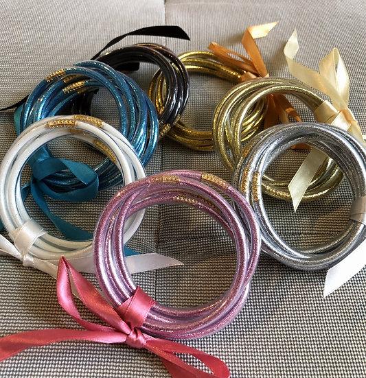 Jelly bangles