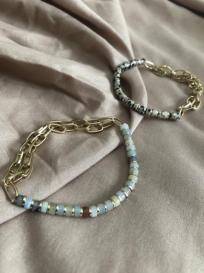 Sabrina elastic chain bracelet