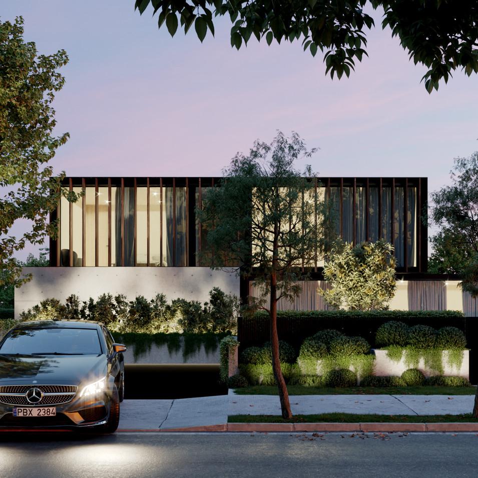 Exterior Casa Australiana