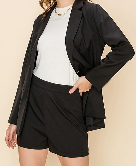 Girl Boss Blazer Set