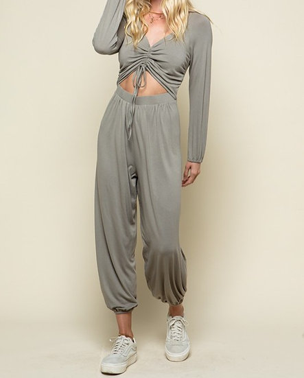 Cloud jumpsuit