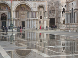 St Mark's Reflections