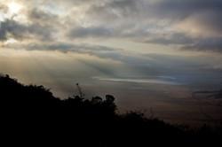 Cloud Break, Ngorongoro Crater NP