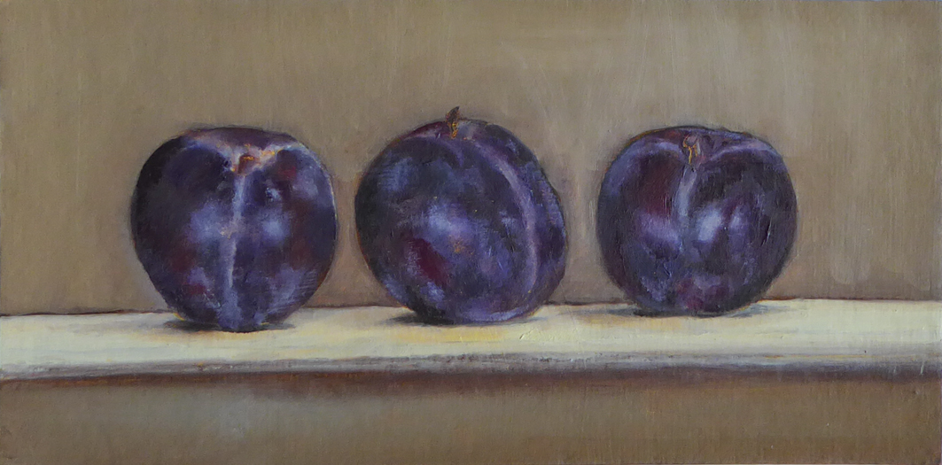 Plum Threesome