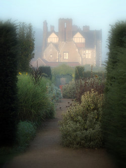 Loseley House, October