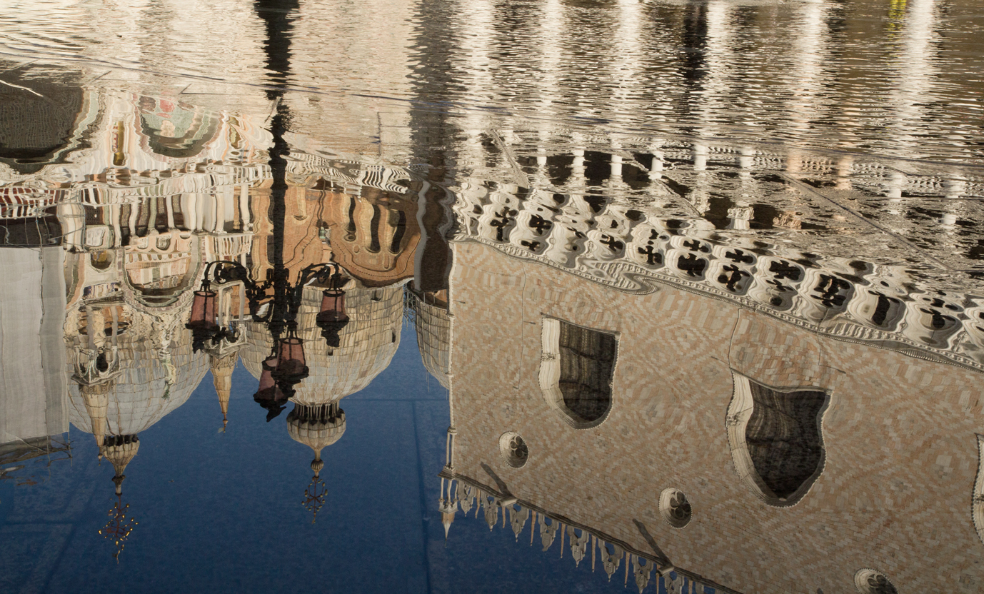 Piazzetta Reflections